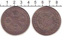 Изображение Монеты Нидерланды 1 талер 1759 Серебро VF