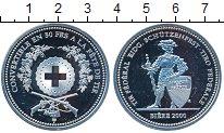 Изображение Монеты Швейцария 50 франков 2000 Серебро Proof