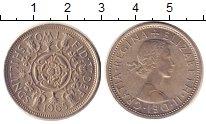 Изображение Монеты Великобритания 2 шиллинга 1965 Медно-никель UNC-