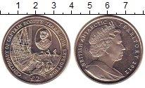 Изображение Монеты Антарктика 2 фунта 2012 Медно-никель UNC-