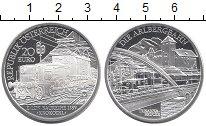 Изображение Монеты Австрия 20 евро 2009 Серебро Proof-