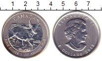 Изображение Монеты Канада 5 долларов 2013 Серебро UNC-