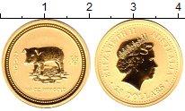 Изображение Монеты Австралия 25 долларов 2007 Золото Proof