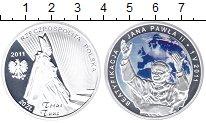 Изображение Монеты Польша 20 злотых 2011 Серебро Proof-