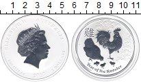 Изображение Монеты Австралия 2 доллара 2017 Серебро Proof