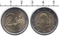 Изображение Монеты Италия 2 евро 2014 Биметалл UNC-