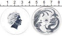 Изображение Монеты Австралия 1 доллар 2017 Серебро Proof-
