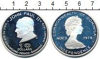 Изображение Монеты Доминиканская республика Доминиканская республика 1978 Серебро Proof-