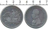 Изображение Монеты Пруссия 1 талер 1819 Серебро VF