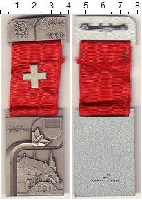 Изображение Монеты Швейцария Стрелковый фестиваль 1990 Медно-никель UNC-