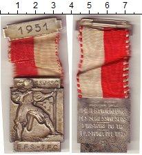 Изображение Монеты Швейцария Стрелковый фестиваль 1951 Медно-никель XF