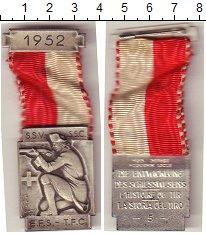 Изображение Монеты Швейцария Стрелковый фестиваль 1952 Медно-никель XF