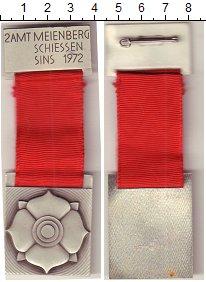 Изображение Монеты Швейцария Стрелковый фестиваль 1972 Медно-никель UNC-