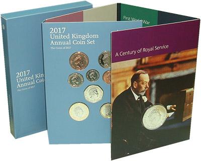 Изображение Подарочные наборы Великобритания Набор 2017 года 2017  BUNC