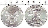 Изображение Мелочь США 1 доллар 2017 Серебро UNC
