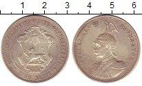 Изображение Монеты Немецкая Африка 1 рупия 1897 Серебро XF
