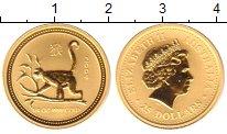 Изображение Монеты Австралия 25 долларов 2004 Золото Proof