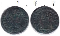Изображение Монеты Древний Рим АЕ3 0   Констанц
