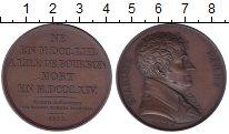 Изображение Монеты Франция медаль 1822 Медь UNC-
