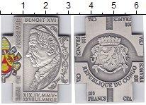 Изображение Монеты Конго 100 франков 2011 Медно-никель UNC Цветная  эмаль.  Пон