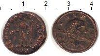 Изображение Монеты Древний Рим 1 малый фолис 0