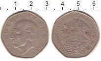 Изображение Монеты Мексика 10 песо 1978 Медно-никель VF Герб