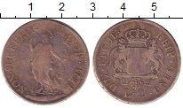Изображение Монеты Генуя 2 лиры 1794 Серебро VF