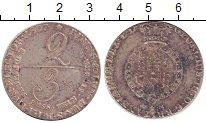Изображение Монеты Германия Брауншвайг-Люнебург 2/3 талера 1807 Серебро VF