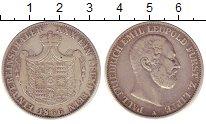 Изображение Монеты Липпе-Детмольд 1 талер 1866 Серебро XF
