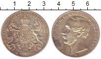 Изображение Монеты Ганновер 1 талер 1966 Серебро XF