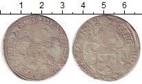 Изображение Монеты Нидерланды 1/2 даальдера 1649 Серебро VF-