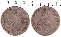 Изображение Монеты Саксония 2/3 талера 1692 Серебро VF
