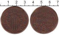 Изображение Монеты Ватикан 1 байоччи 1746 Медь VF