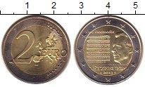 Изображение Монеты Люксембург 2 евро 2013 Биметалл UNC-