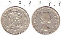 Изображение Монеты ЮАР ЮАР 1954 Серебро XF