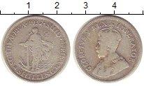 Изображение Монеты ЮАР 1 шиллинг 1932 Серебро VF