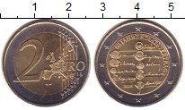 Изображение Монеты Германия 2 евро 2005 Биметалл UNC- 50 лет государственн