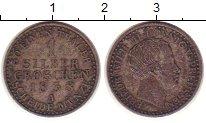Изображение Монеты Германия Пруссия 1 грош 1838 Серебро XF-