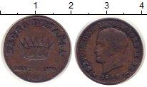 Изображение Монеты Вестфалия 3 сентесими 1809 Медь VF