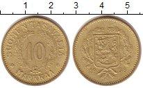 Изображение Монеты Финляндия 10 марок 1938 Латунь XF+