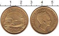 Изображение Монеты Дания 20 крон 2011 Латунь UNC-