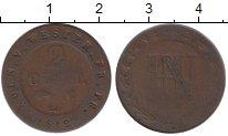 Изображение Монеты Вестфалия 2 сантима 1812 Медь VF