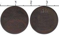 Изображение Монеты Саксония 1 пфенниг 1832 Медь VF
