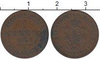 Изображение Монеты Германия Саксония 1 пфенниг 1866 Медь XF