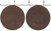Изображение Монеты Саксония 1 пфенниг 1865 Медь XF