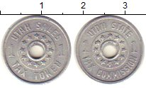 Изображение Монеты США 1 цент 0 Алюминий XF
