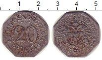 Изображение Монеты Германия : Нотгельды 20 пфеннигов 1918 Железо XF-