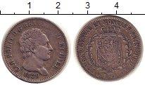 Изображение Монеты Сардиния 1 лира 1829 Серебро VF Карло Фелице