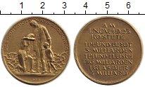 Изображение Монеты Веймарская республика Медаль 1923 Латунь XF
