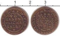 Изображение Монеты Германия Мекленбург-Шверин 1/48 талера 1702 Серебро VF